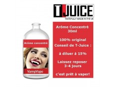 Concentré Vamp vape T-JUICE 30 ml