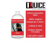 Concentré TY4 T-JUICE 30 ml