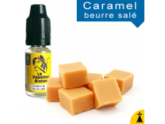 Caramel Beurre Salé Le Vapoteur Breton