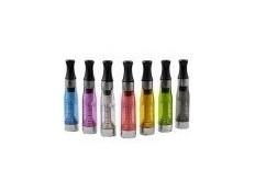 Pack de 5 clearomizers CE4 translucide 1,6 ml