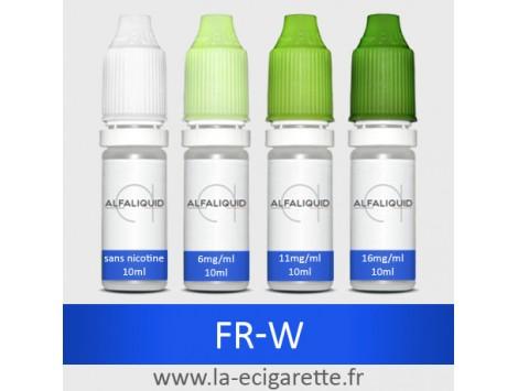 Tabac FR-W Alfaliquid 10 ml
