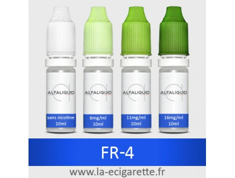 Tabac FR4 Alfaliquid - 10 ml