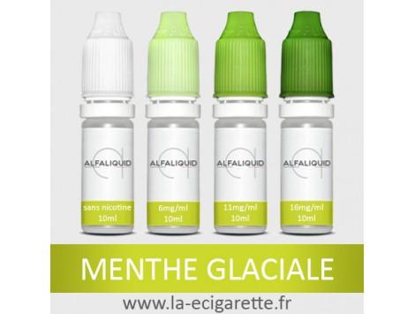 eLiquide Menthe Glaciale Alfaliquid - 10 ml