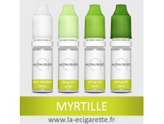 eLiquide Myrtille Alfaliquid - 10 ml