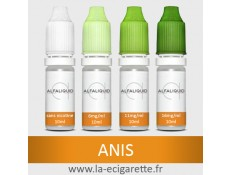 eLiquide Anis Alfaliquid - 10 ml