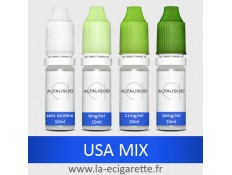 Tabac USA Mix Alfaliquid - 10 ml