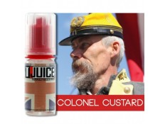eliquide Colonel Custard T-JUICE 10 ml
