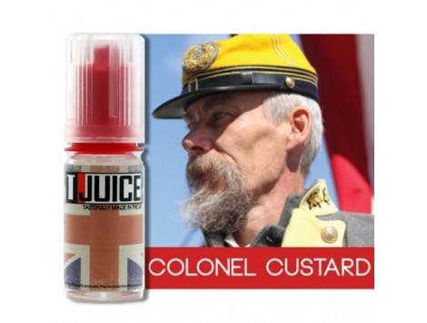 eliquide Colonel Custard T-JUICE 10 ml