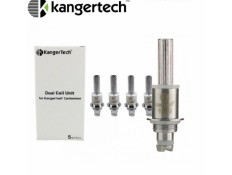 Pack 5 résistances double Kangertech V2