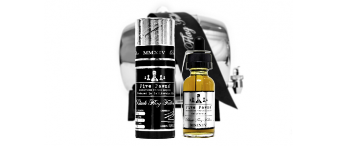 Black Flag Fallen de Five Pawns