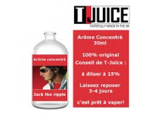 Concentré Jack the Ripple T-JUICE - 30 ml