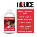 Concentré Jack the Ripple T-JUICE - 30 ml