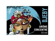 Arome concentré Djeby de la gamme High End par REVOLUTE