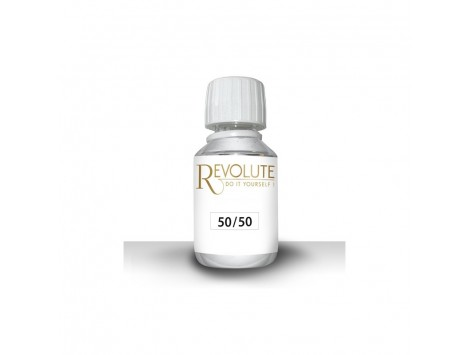 Base nicotinée 50/50 Revolute