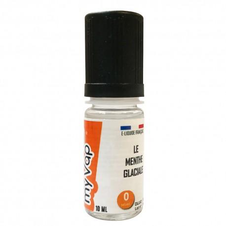 Menthe Glaciale e-Liquide MyVap - 10 ml