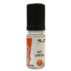 Café expresso e-Liquide MyVap - 10 ml