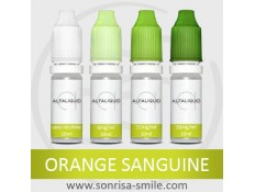 Orange sanguine Sonria