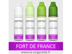 eLiquide Fort de France Alfaliquid - 10 ml